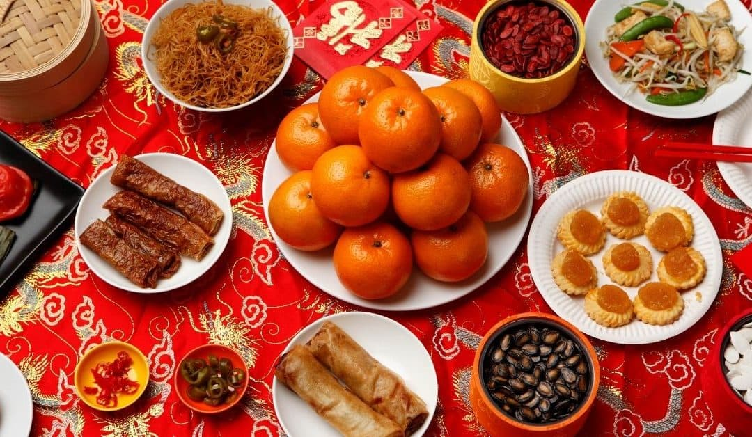 Eating Control Tips for Chinese New Year